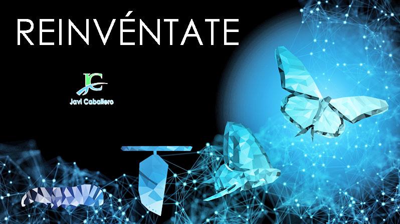 Conferencia-Reinventate-por-Javi-Caballero